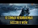 10 САМЫХ НЕУБИВАЕМЫХ БОССОВ В WORLD OF WARCRAFT