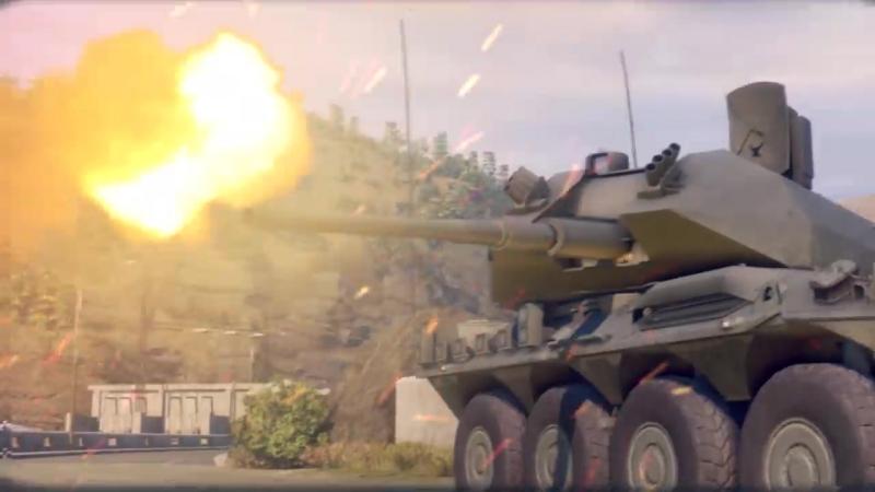 Armored Warfare- Проект Армата. Техника 9-го уровня