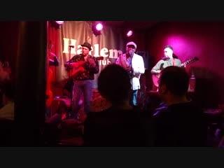 RAY CUZA & SEPTETO SAZONANDO DE CUBA (Harlem Jazz Club, Barcelona)