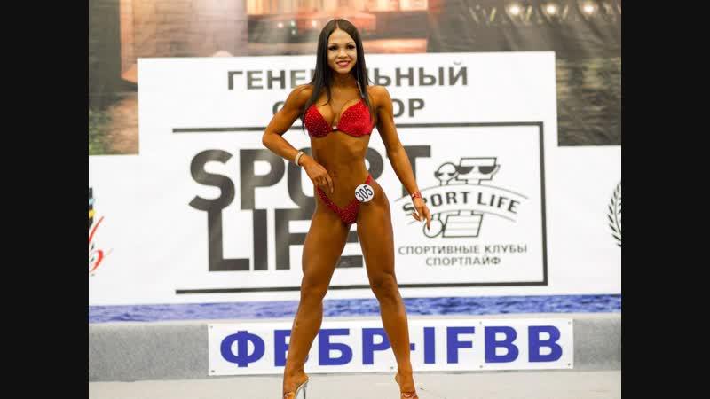 Female Fitness Motivation - Yuliya Laryukova - part. 1