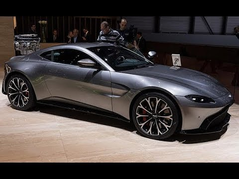 Süper Arabalar Modifiye Aston Martin Vantage