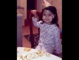Тунгы сагат 00:00 сюрприз Акжунис  день рождения ? 6 жас