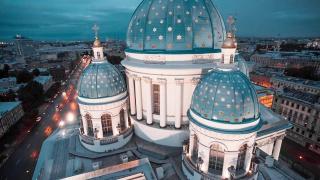 Saint Petersburg Аэросъемка