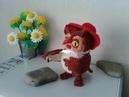 Сова из Винни Пух , ч.3. Owl from the Winnie the Pooh , р.3. Amigurumi. Crochet. Амигуруми.