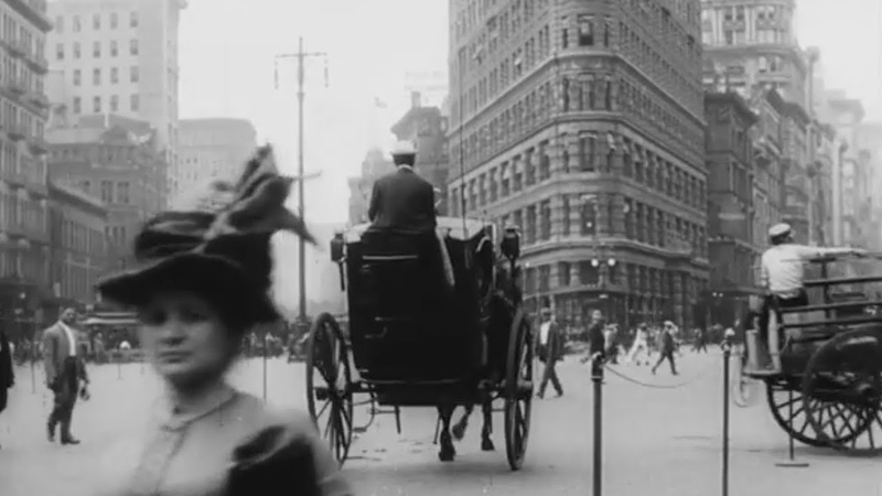 New York 1911 | MoMA FILM