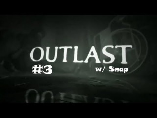 NAKED ANGRY GUYS (Outlast #3)