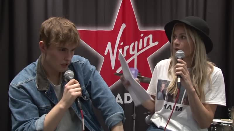 Sam Fender doesnt shy away from our questions!