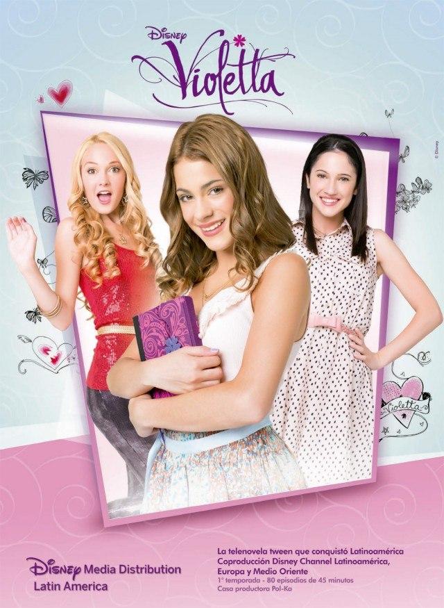 Сериал Виолетта (2012). Так же смотрите фильмы похожие на Папины.
