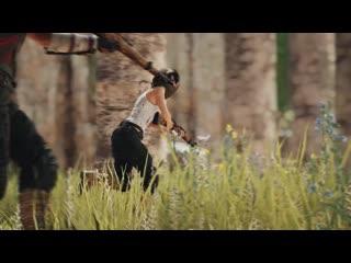 Playerunkowns battlegrounds - horizon zero dawn collaboration ¦ ps4