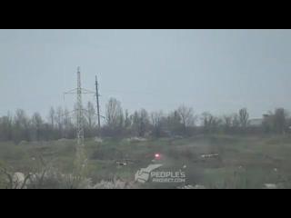 ПРЕСТУПЛЕНИЯ ВСУ против Донбасса: Прилёт 2 ПТУР на позиции ополчения