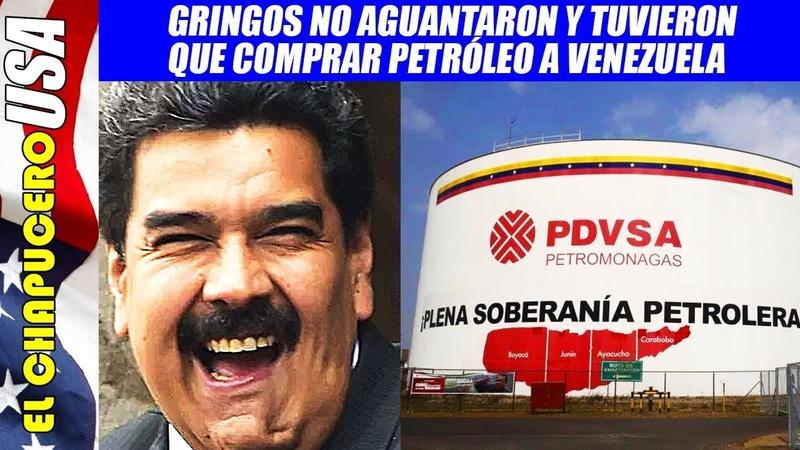 EU viola sus propias sanciones y compra petróleo ¡a Venezuela