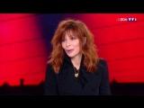 Интервью Милен Фармер на канале TF1 30092018
