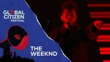 The Weeknd Performs Party Monster Global Citizen Festival NYC 2018