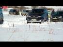 Кто в снегу всех сильнее Land Cruiser 200, Патриот, Хантер, Amarok, Hover, Нивы. Бездорожье 2018