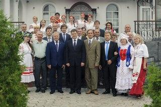 Посол Белоруссии в Оренбурге