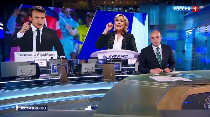 Вести 2000 • Ле Пен против Макрона второй тур выборов таит сюрпризы