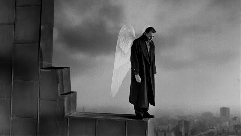 ᴴᴰ Небо над Берлином Крылья желания Der Himmel über Berlin (1987) Вим Вендерс HD 1080