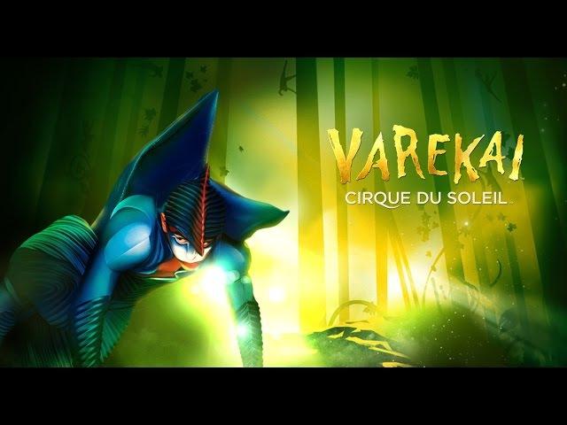 Varekai by Cirque du Soleil Official Trailer