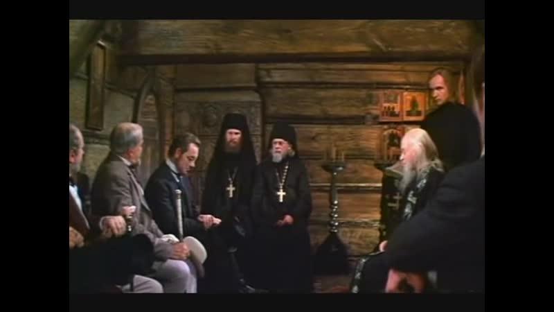 Фильм Братья Карамазовы - Если Бога нет, то все дозволено