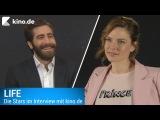 LIFE Jake Gyllenhaal und Rebecca Ferguson im Interview
