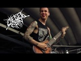 Chelsea Grin - Angels Shall Sin, Demons Shall Pray + Playing with Fire Live Warped tour 2014