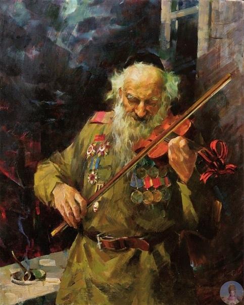 Γepнaдий (Γepмaн) Μoиceeвич Γoльд - coвpeмeнный худoжник.