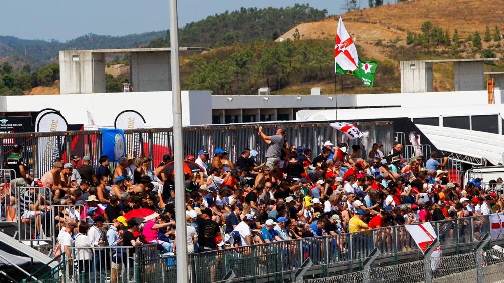 Фотографии с 10-го этапа WSBK в Портимао