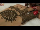 Easy Beautiful Traditional Heena Mehandi Design For Feet:Learn Wedding Mehendi By MehndiArtistica