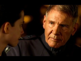 Ender's Game Clip - Graff Recruiting Ender (HD) Asa Butterfield, Harrison Ford