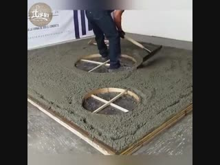 Превосходная работа с бетоном - Моя дача