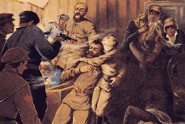 Роль Ленина в расстреле семьи Николая II