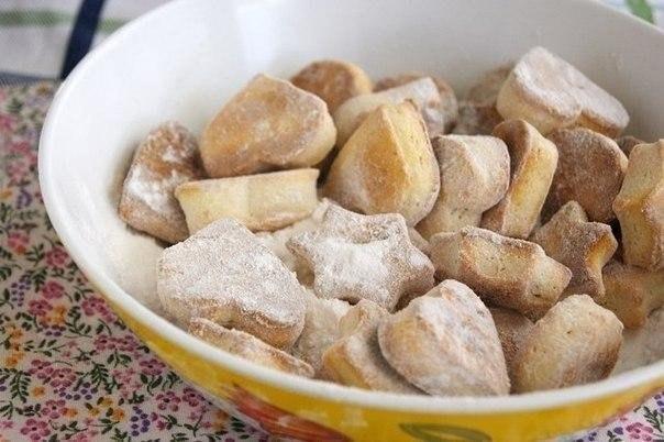 Печенье «Сметанное»