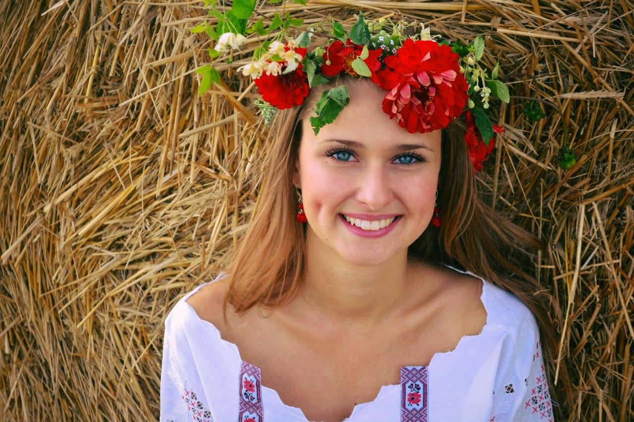 С деревенской девчонкой 6 фотография