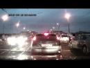 Момент аварии на Володарском мосту