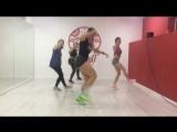 Бразильский фанк Kvartal dance Оля де Паула