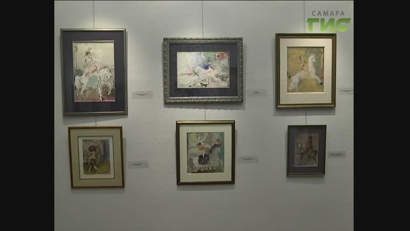 Художник, чьи картины сотканы из воздуха. В художественном музее показывают картины Артура Фонвизина