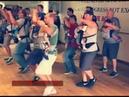 Папы танцуют с малышами! Главное желание, а возможность всегда найдется