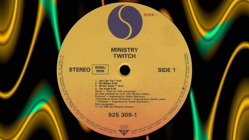 Ministry - All Day Remix
