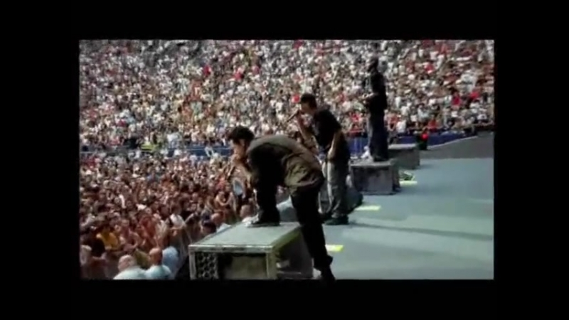 Linkin Park - Live In Texas - With You [HQ]