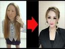 Vịt hóa thiên nga Đỉnh cao của makeup Makeup challenge Makeup Art 22
