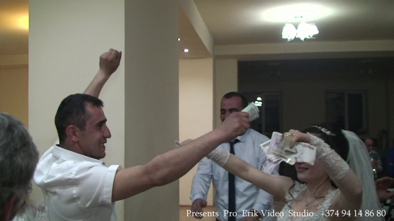 Presents Pro Erik Video Studio Vardan Mariam wedding Harsi Par 4 mas