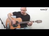 Eye of the tiger Survivor   Acoustic Guitar Solo Cover Violão Fingerstyle