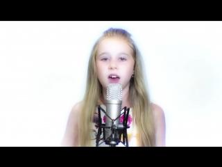 Полина Гагарина - Обезоружена (Кавер-версия Настя Кормишина 2018) #полинагагарина