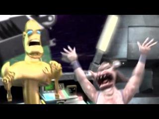 Расплющенный космос - 5-я серия. Дьявол и парень по фамилии Вебстер