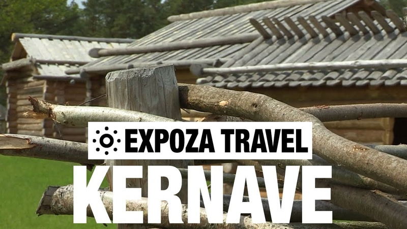 Kernave Lithuania Vacation Travel Video Guide