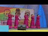 Выступление ансамбля казачьей песни