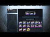Эпичное открытие кейсов CS:GO от Nitro # 1 (operation vanguard) + контракт
