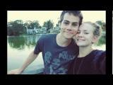 ♥ Dylan O'Brien and Britt Robertson | Kiss Me ♥