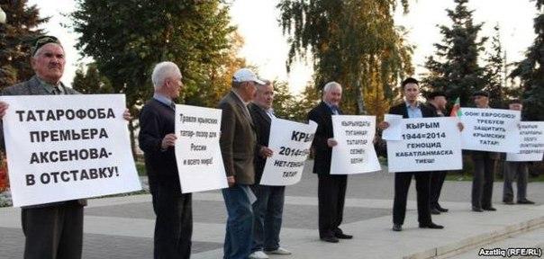 Меджлис готовит митинги в защиту прав человека в оккупированном Крыму - Цензор.НЕТ 2681