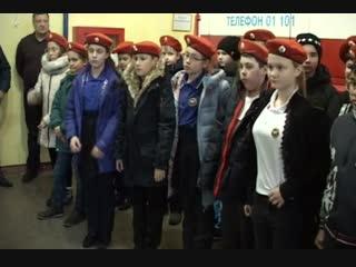 Первые кадеты северной столицы